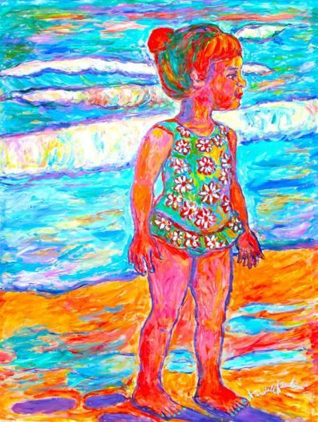 Painting - Breaker Fun by Kendall Kessler