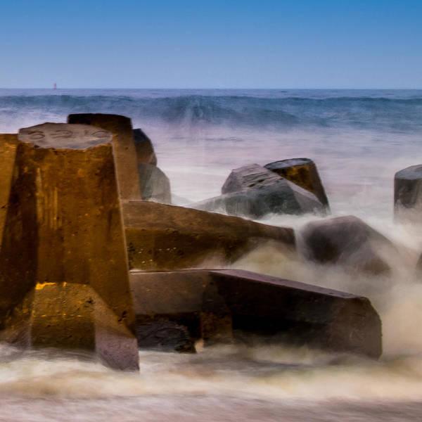 Photograph - Breakers by Jim DeLillo