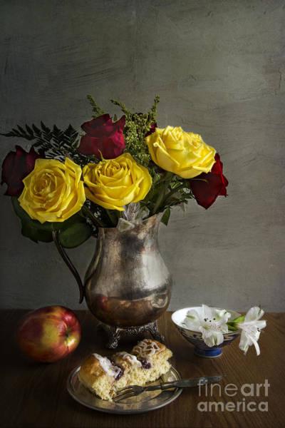 Wall Art - Photograph - Breakfast by Elena Nosyreva