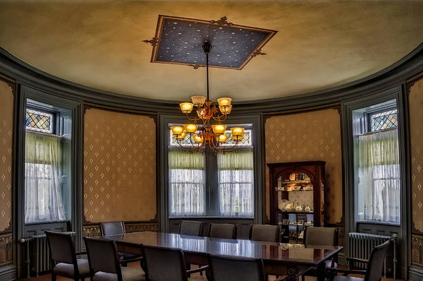 Photograph - Breakfast Room by Susan Candelario