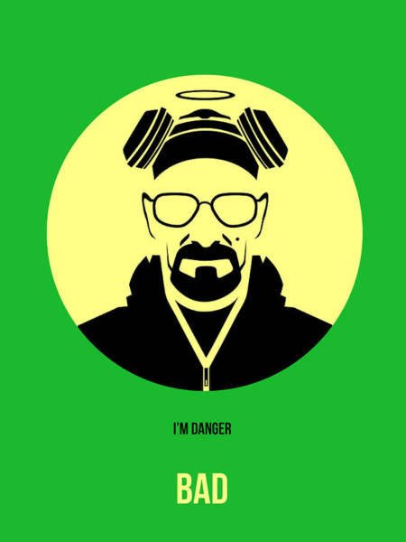 Bad Wall Art - Painting - Breaking Bad Poster 3 by Naxart Studio