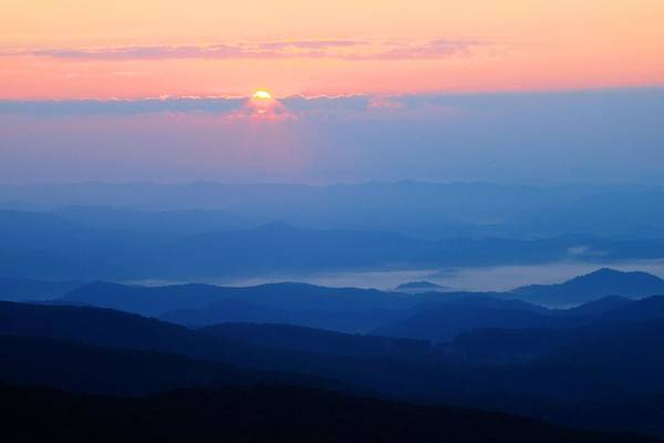 Photograph - Breaking Dawn by Carol Montoya