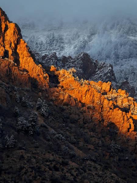 Photograph - Ridge Light by Dustin  LeFevre
