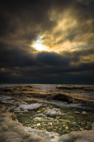 Photograph - Breaking Through by James  Meyer