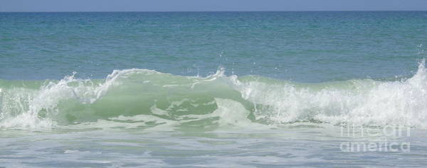 Photograph - Breaking Waves by Jeanne Forsythe
