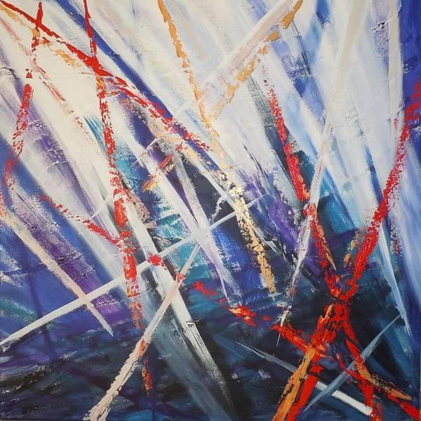 Painting - Breakthrough by Deborah Brown Maher