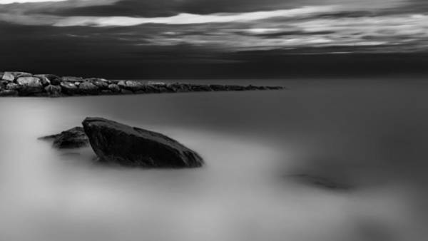 Photograph - Breakwater by Bill Wakeley