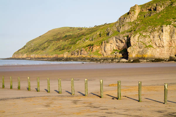 Somerset County Photograph - bREAN BEACH sOMERSET by Michael Charles