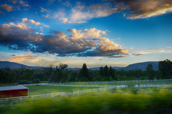 Photograph - Breathtaking Colorado Sunset 1 by Angelina Tamez