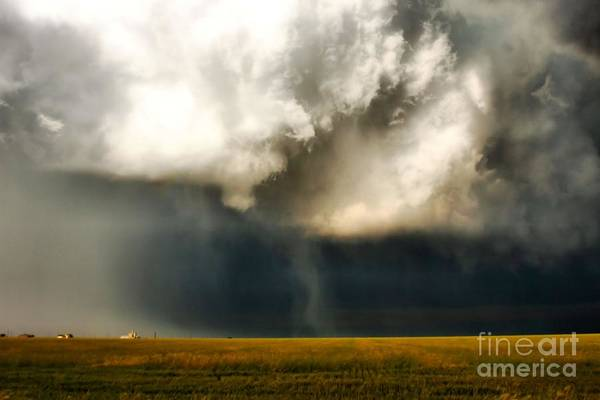Wall Art - Photograph - Brewing Storm by Steven Reed
