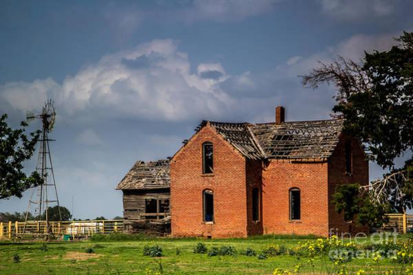 Photograph - Brick By Brick by Jim McCain