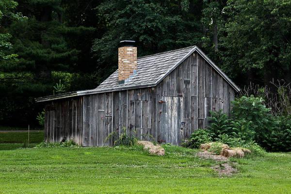 Photograph - Brick Chimney by Jp Grace