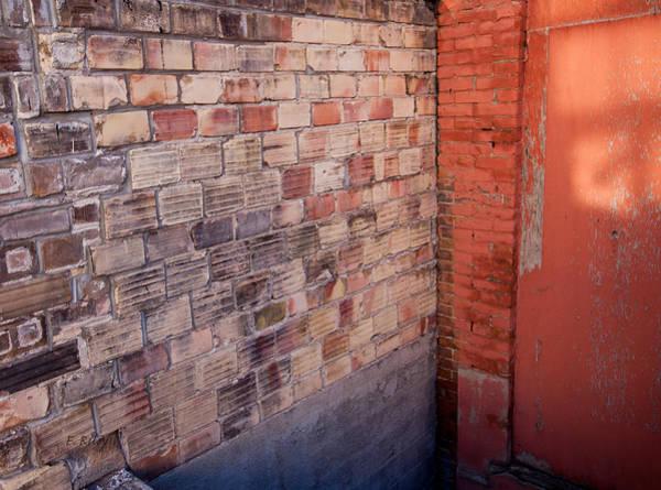 Photograph - Brick Wall by Fran Riley