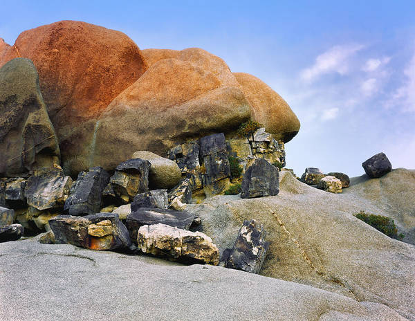 Photograph - Bricker Brac Ridge by Paul Breitkreuz