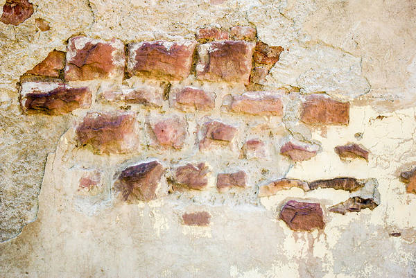 Photograph - Bricks And Mortar by Gene Norris