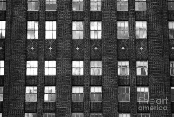 Photograph - Bricks And Windows by James Brunker
