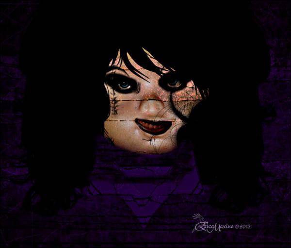 Chucky Wall Art - Digital Art - Bride Of Chucky by Ericamaxine Price