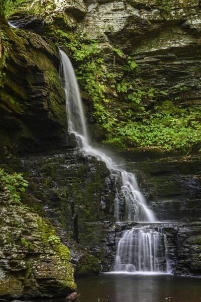 Photograph - Bridesmaid's Falls by Robert Mitchell