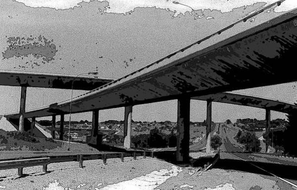 Photograph - Bridge 1f by Mauro Celotti