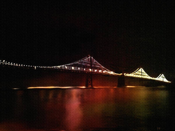 Digital Art - Bridge by Dennis Buckman