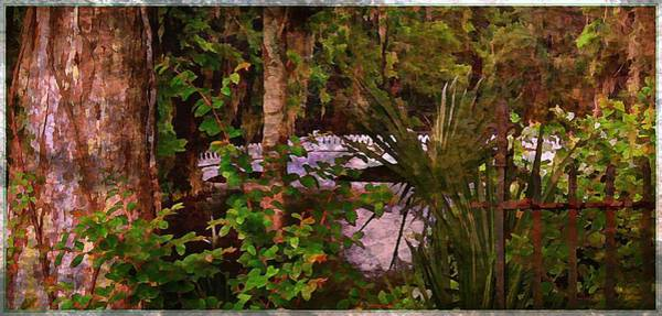 Wall Art - Photograph - Bridge In The South by Mindy Newman