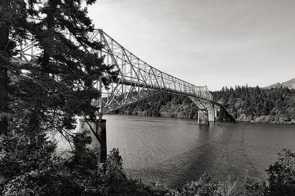 Photograph - Bridge Of The Gods by Rudy Umans