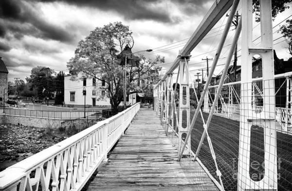 Photograph - Bridge On Main Street by John Rizzuto