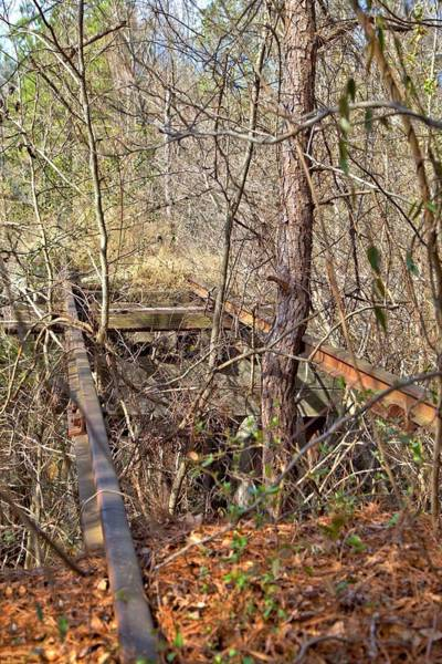 Photograph - Bridge Out by Gordon Elwell