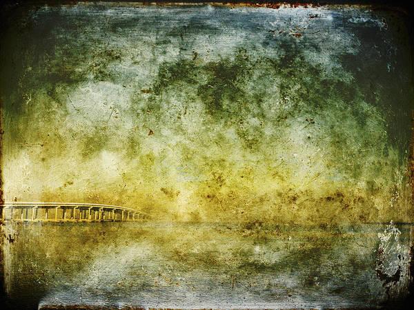 Wall Art - Photograph - Bridge Over Water by Skip Nall