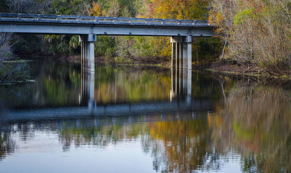 Photograph - Bridge Over Wilderness Park by Carolyn Marshall