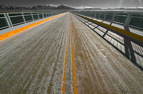 Photograph - Bridge Perspective by Britt Runyon
