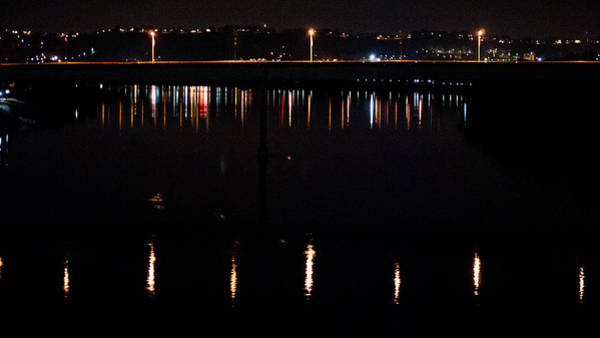 Photograph - Bridge Reflections by George Taylor