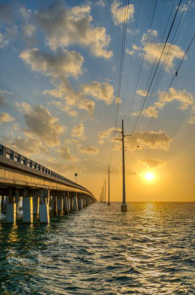Photograph - Bridge To Paradise by David Hart