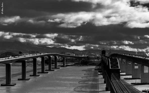 Photograph - Bridges by Alexander Fedin