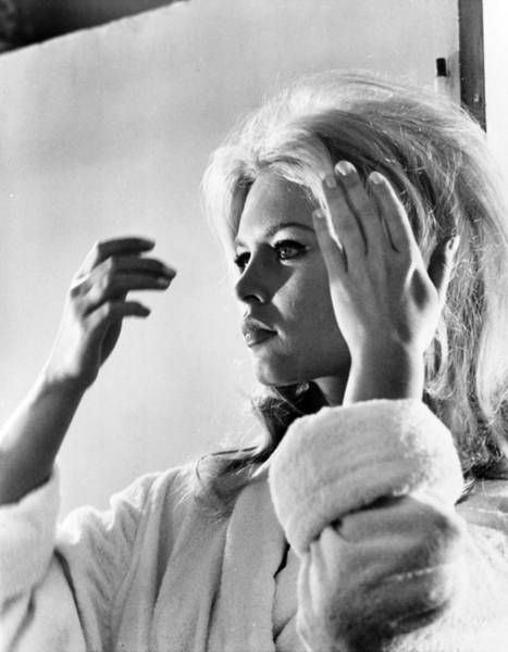 Hollywood Star Photograph - Bridgette Bardot by Retro Images Archive