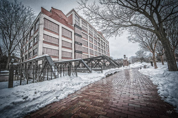 Onondaga Photograph - Bridgewater Place by Everet Regal