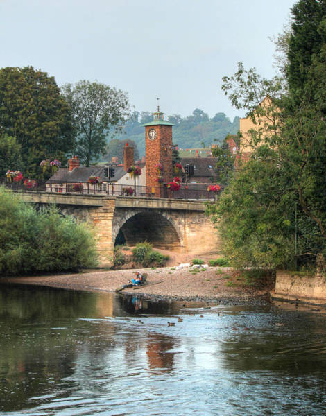 Photograph - Bridgnorth Low Town  by Sarah Broadmeadow-Thomas
