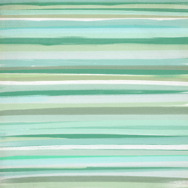 Shades Of Blue Wall Art - Painting - Bright And Airy by Lourry Legarde