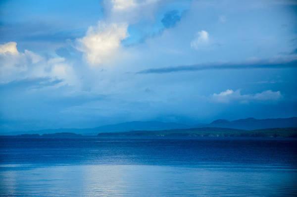Photograph - Island Blue by Roxy Hurtubise