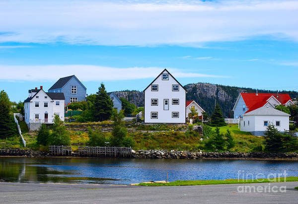 Photograph - Brigus Newfoundland by Les Palenik