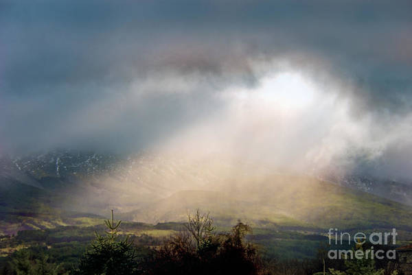 Tormenta Wall Art - Photograph - Bringing To Light by Three MagicFingers