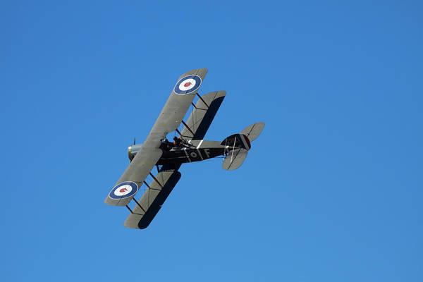 Airshow Photograph - British Bristol F by David Wall