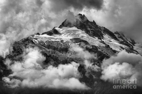 Photograph - British Columbia Tantalus Mountain Range by Adam Jewell