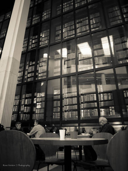 Photograph - British Library by Ross Henton