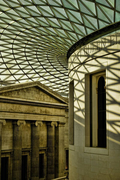 Photograph - British Museum by Heather Applegate