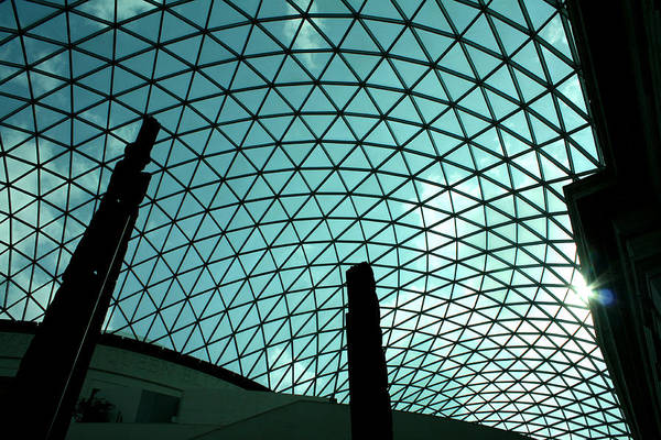 Photograph - British Museum by Pat Moore
