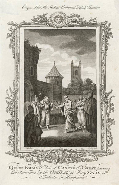 Wall Art - Drawing - British Royalty Married To 1 by Mary Evans Picture Library