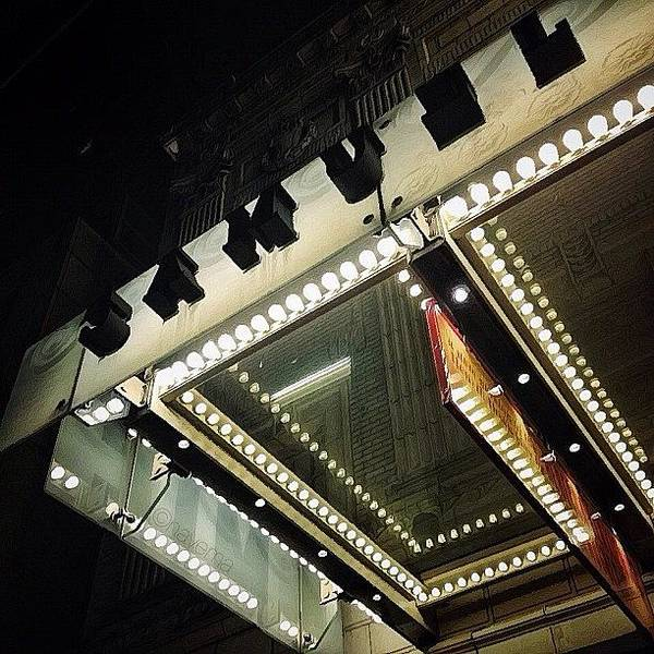 Wall Art - Photograph - Broadway Lights by Natasha Marco