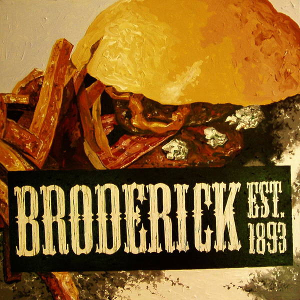 Wall Art - Painting - Broderick Bar And Grill by Paul Guyer