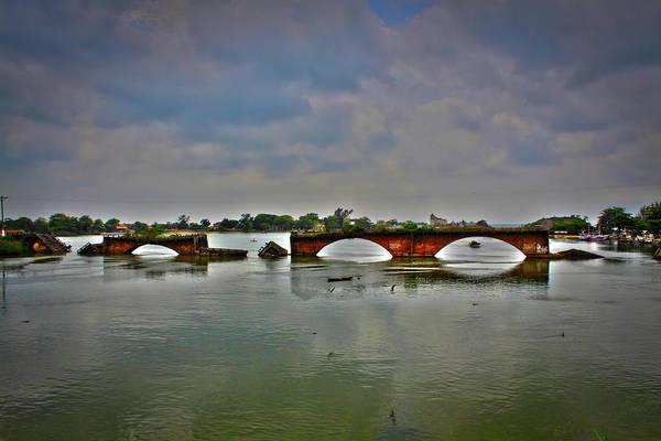 Photograph - Broken Bridge by Carlos Mac